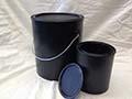 Quart    Black  Paint Plug  Polypropylene   Plug