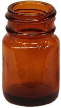 15cc Round Glass Jar