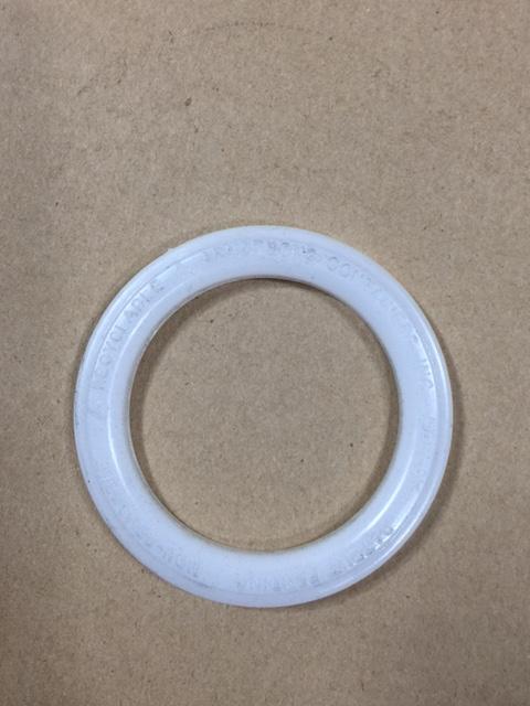Pint    Natural  Round Armlok Ring  Plastic   Armlok Ring