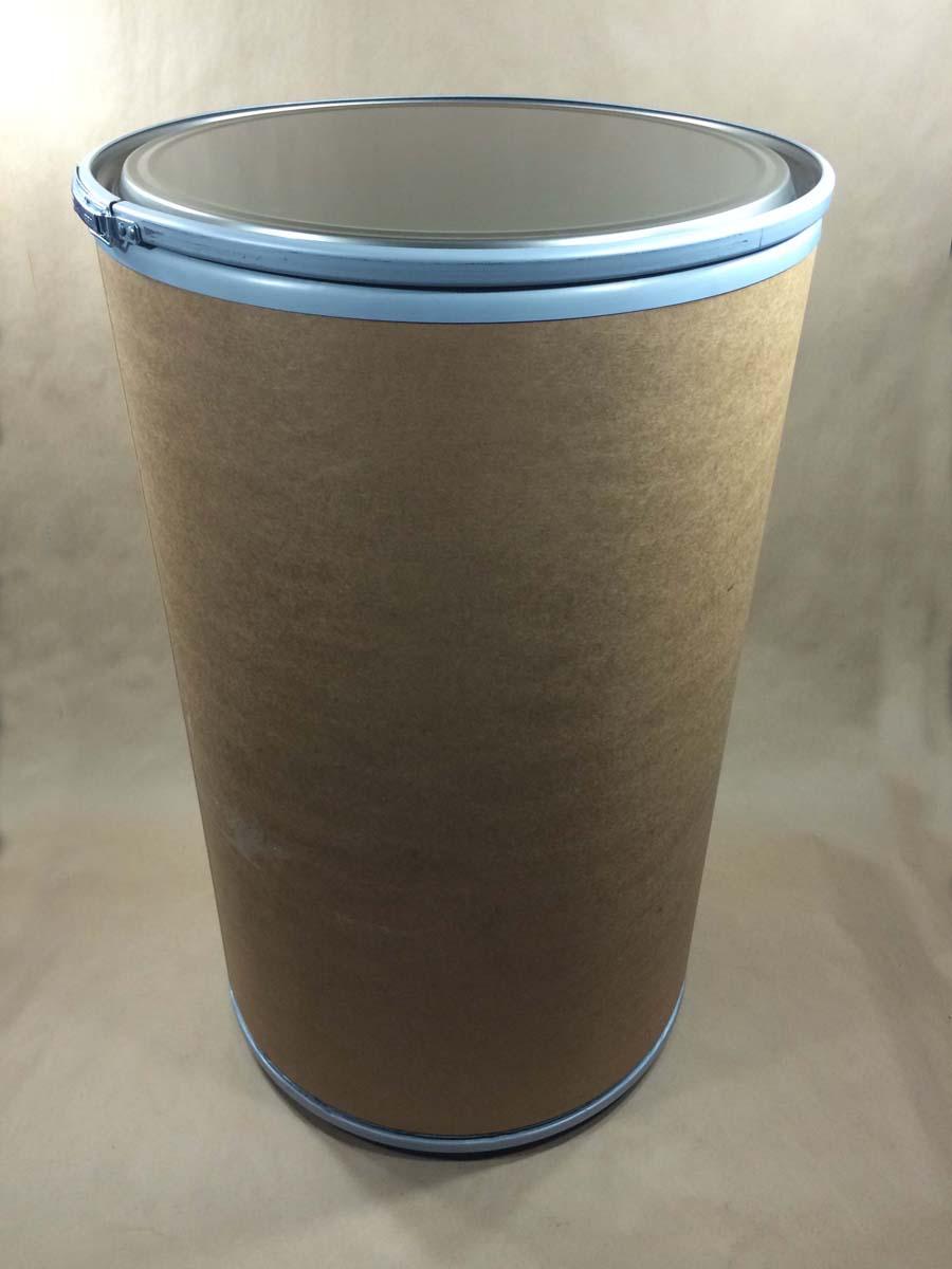 55 Gallon Round Fibre Drum