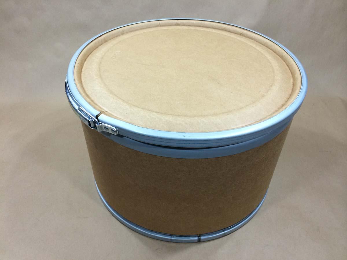 7.5 Gallon Round Fibre Drum