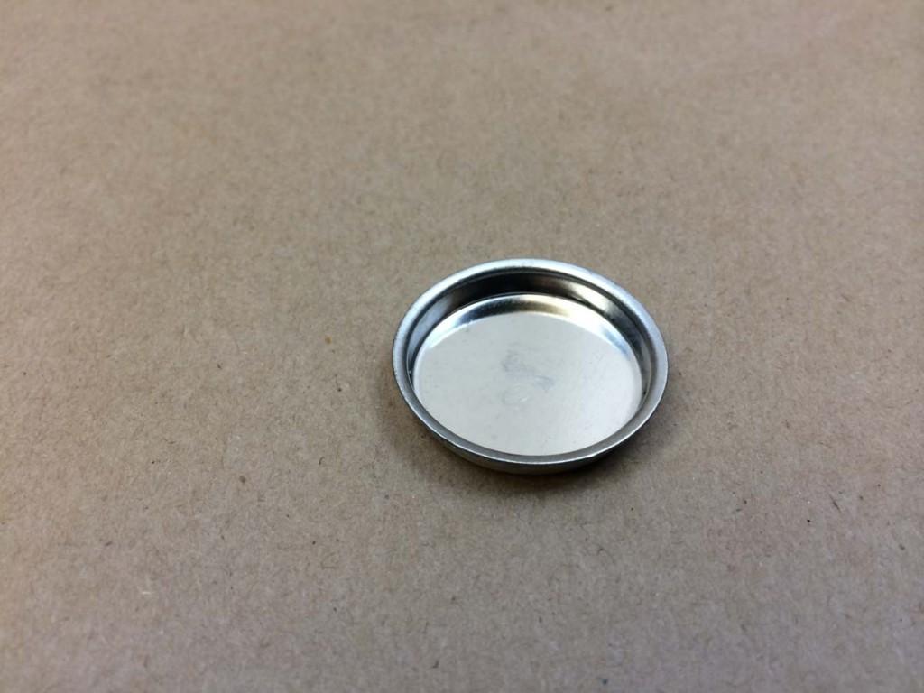 1.25   1.25 Silver  Round  Tinplate   Alpha Seal