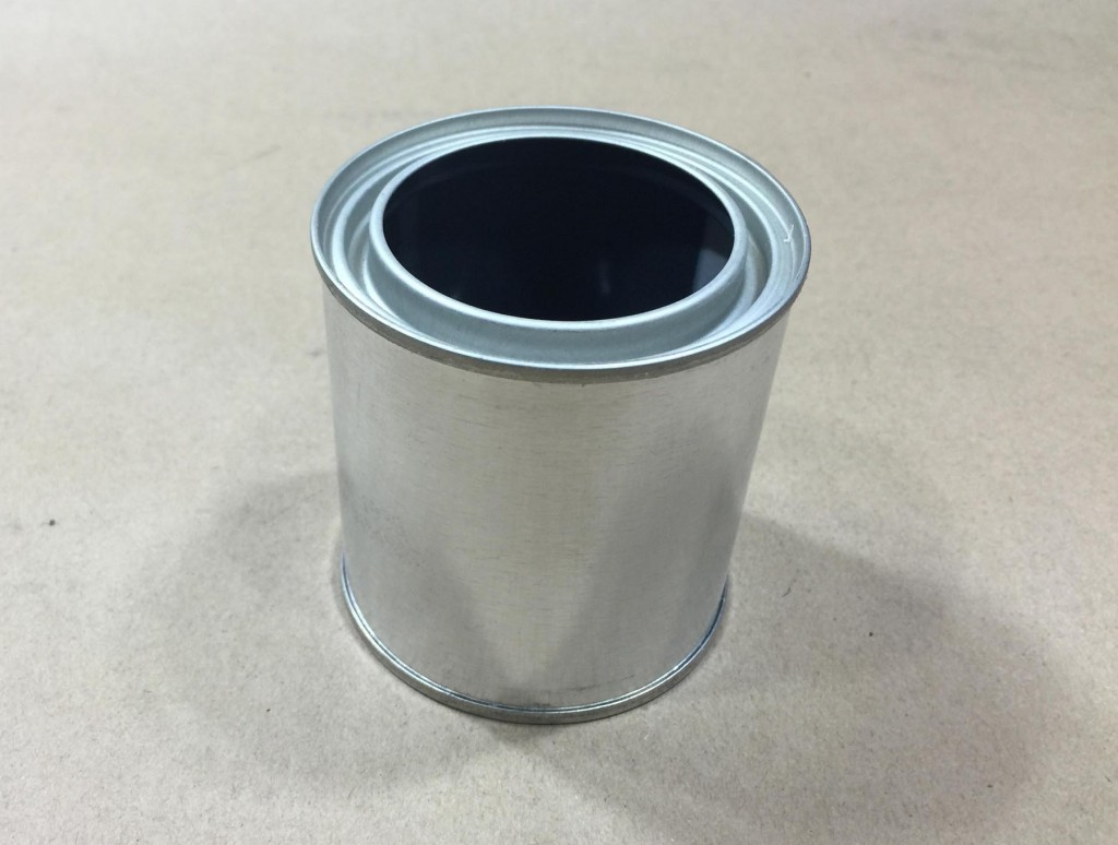 Metal 1 2 Pint Paint Cans For Paints And Adhesives