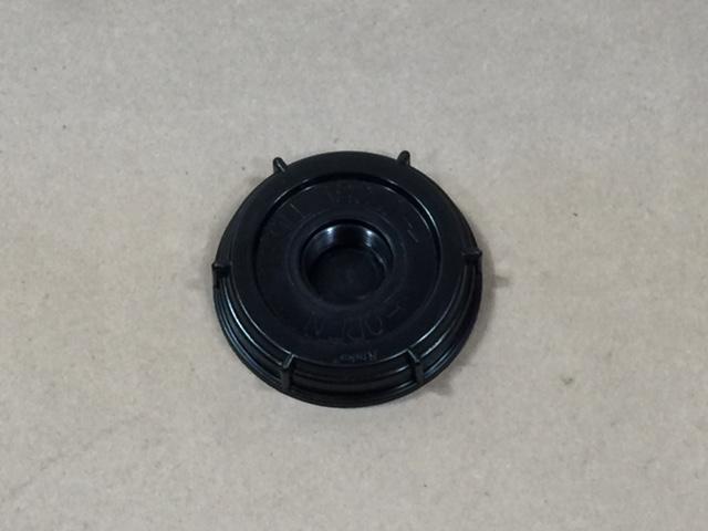 70mm Screw Cap   70mm ScrewCap Black  Round  Plastic   Screw Cap