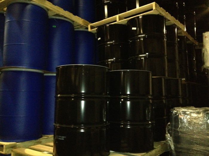 55 Gallon Unlined Closed Steels Drums Yankee Containers