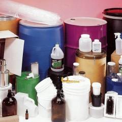 Drums, Pails, Bottle, Jars, Jugs and Boxes