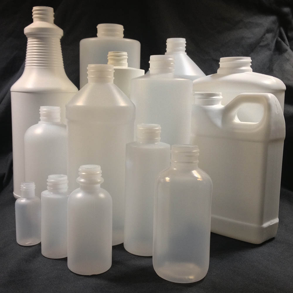 Plastic Bottles Yankee Containers Drums Pails Cans