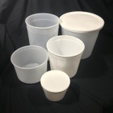 Plastic Deli Containers – 16 Ounces to 10 Lbs