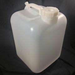5 Gallon Plastic Jug for Storage and Transportation of Non-Hazardous Liquids
