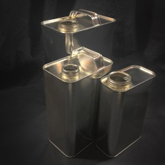 Tin F Style Cans for Sale