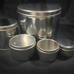 Tin Slip Cover Cans/ Ink Cans