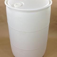 55 gallon natural plastic drum   (SPP055CN00UL1)