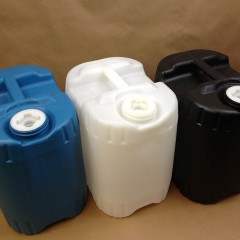 5 Gallon Nampac Delex Containers – Steel Combo Wrench  – Vented Caps and 3/4″ Faucet