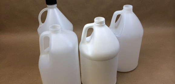 Plastic Jugs for Sale In Sizes From 16 Ounces to 5 Gallons