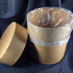 Fiber Drums with Plastic Liners