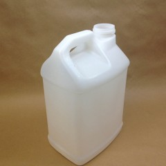 Natural (Translucent) Plastic Jugs, Jerricans and Drums