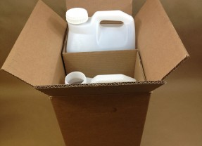 2.5 Gallon F Style Jugs for Cleaners, Degreasers & Deodorizers