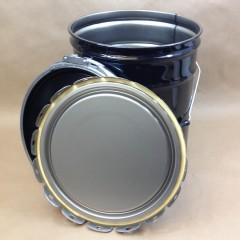 Unlined Steel Pails/Drums