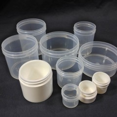 Injection Molded Jars