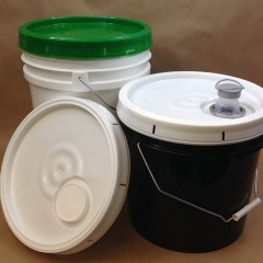 Shop Heavy Duty Plastic Pails and Buckets