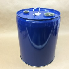 Tight Head Steel Pails for Storing and Shipping Food Products, Petroleum Products, Chemicals and More