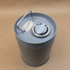 Steel Pail/Drum for Chemicals, Flavors and Adhesives