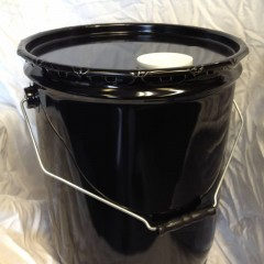 Steel Pails for Water Treatment Chemicals and Corrosive Liquids