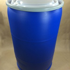 Plastic Drums Manufactured by Mauser
