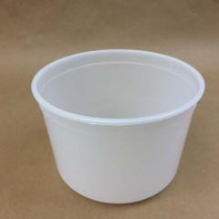 64 Oz Plastic Tub