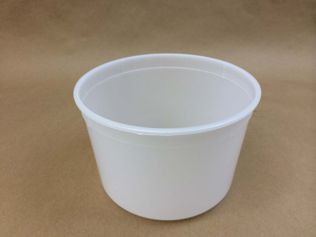 64 Oz Natural Tub Ppc02cl6400ps Yankee Containers
