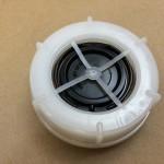 screw cap for 5 gallon plastic drum, tamper evident seals, screw cap flexspout