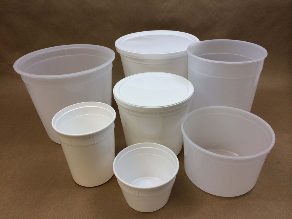 Plastic Food Containers With Lids