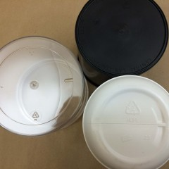 Recycling Symbols on Plastic Containers