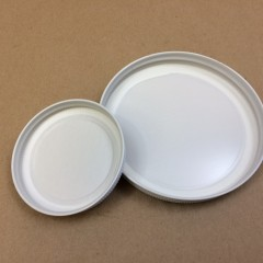 Plastisol Lined Metal Caps For Canning