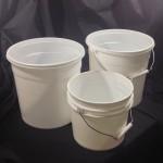Easy Open Plastic Buckets