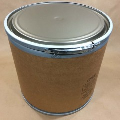 11 Gallon Fibre Drum with Steel Cover and Locking Ring