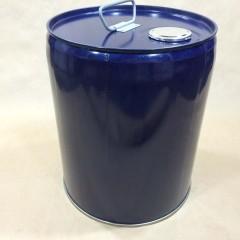 Blue Epoxy/Phenolic Lined Steel Pail (Drum)
