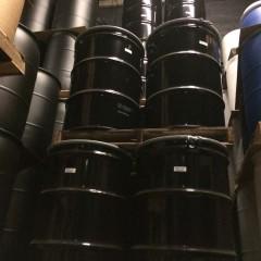 55 Gallon Drums in Plastic, Steel or Fiber