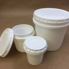 Vapor Lock Tubs – Also Referred to as Vapor Lock Buckets and Pails