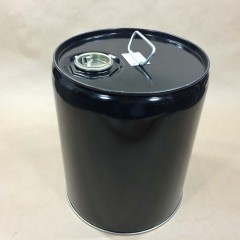 Steel Pails with Plugs (Bungs)