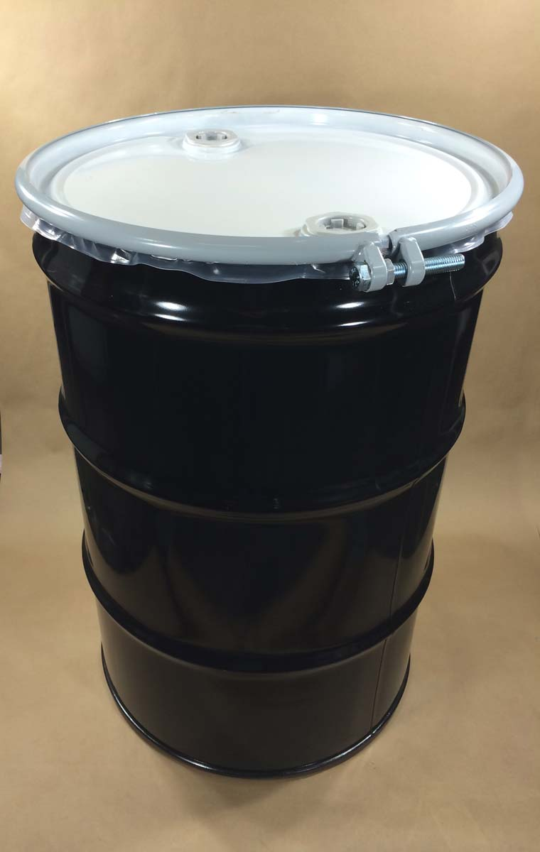 Poly Lined 55 Gallon Open Head Drum Msd5 24 01 Yankee
