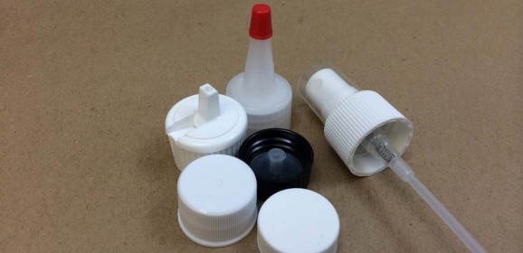Plastic Bottle and Jar Caps For Sale