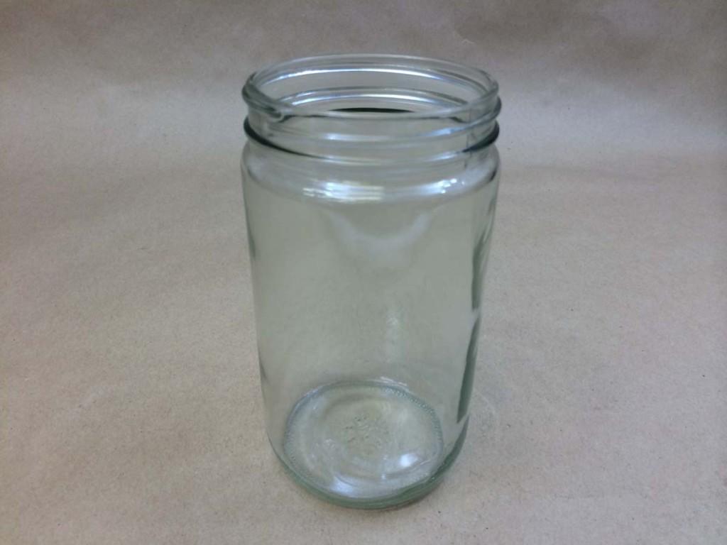 32 Oz Straight Sided Glass Jar