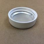 38mm plastic cap with foil liner