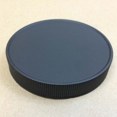 Foam Lined Continuous Thread Plastic (Polypropylene) Caps
