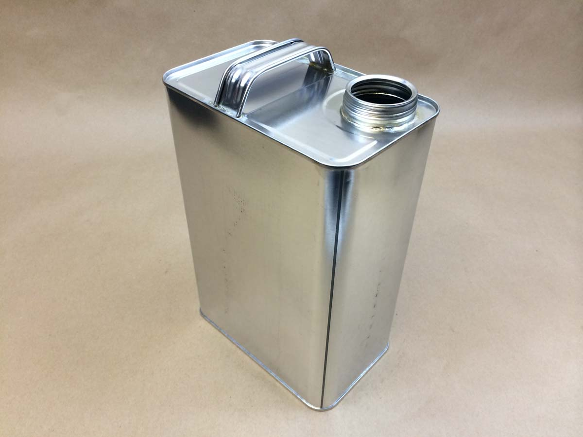 Gallon 1 75 Opening Tinplate Metal F Style Can Bsi