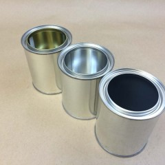 Looking For Pint Tin Containers