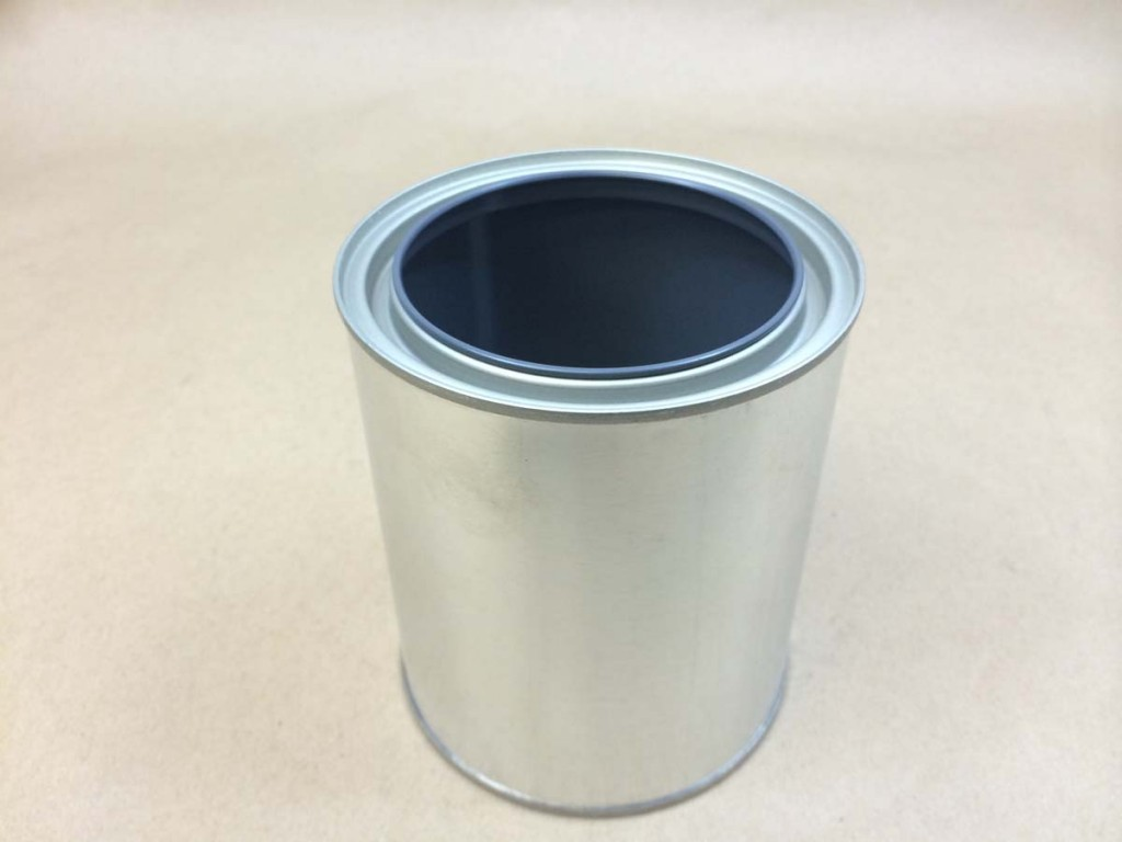 Grey Lined Pigmented Epoxy Phenolic Lined Tin Cans
