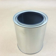 Grey Lined (Pigmented Epoxy Phenolic Lined) Tin Cans