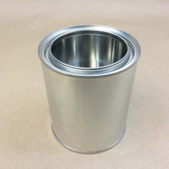 Unlined Tin Cans